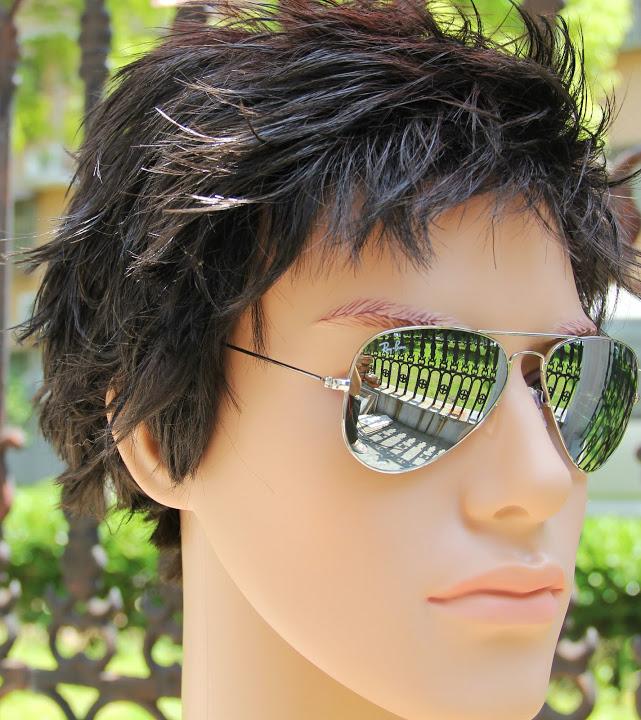 خرید عینک آفتابی آیینه ای